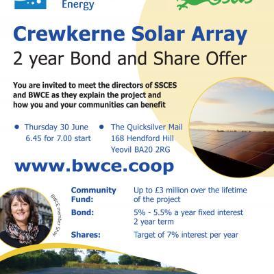Crewkerne Solar Farm
