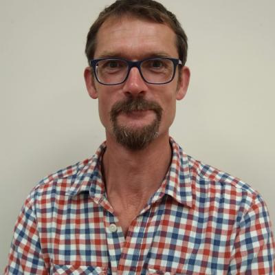 Rob Cotterill MHort (RHS)